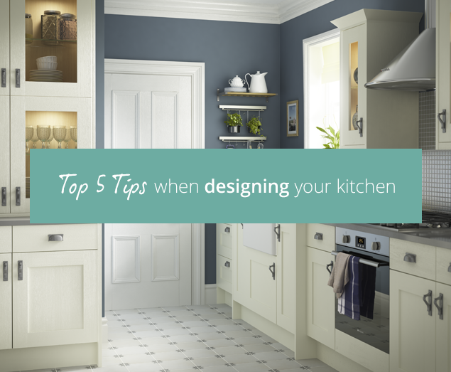 Top 5 Tips When Designing Your Kitchen Kitchen Compare
